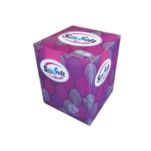 Սեղանի անձեռոցիկ Silk Soft 100 հատ