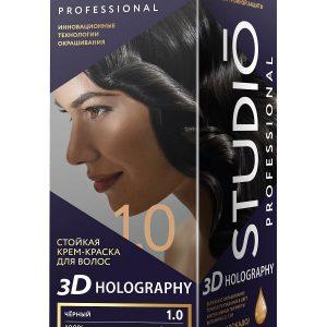 Ներկ մազի STUDIO 3D