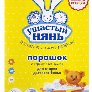 Լվացքի փոշի Ушастый нянь 400գ