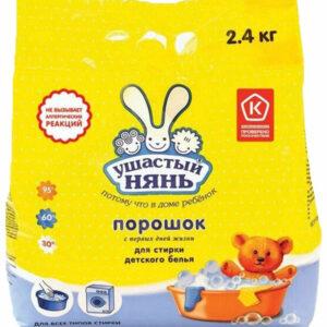 Լվացքի փոշի Ушастый нянь 2.4կգ