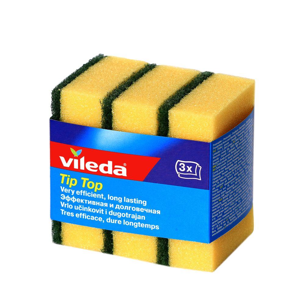 Սպունգ սպասքի Vileda 3հատ