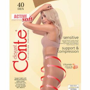 Conte Active 40d 2-4