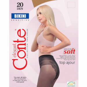Conte Bikini 20d 2-4