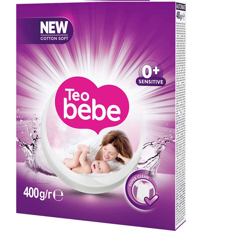 Լվացքի փոշի Teo bebe 400գ