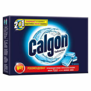 Լվացքի հաբ Calgon 35 հատ