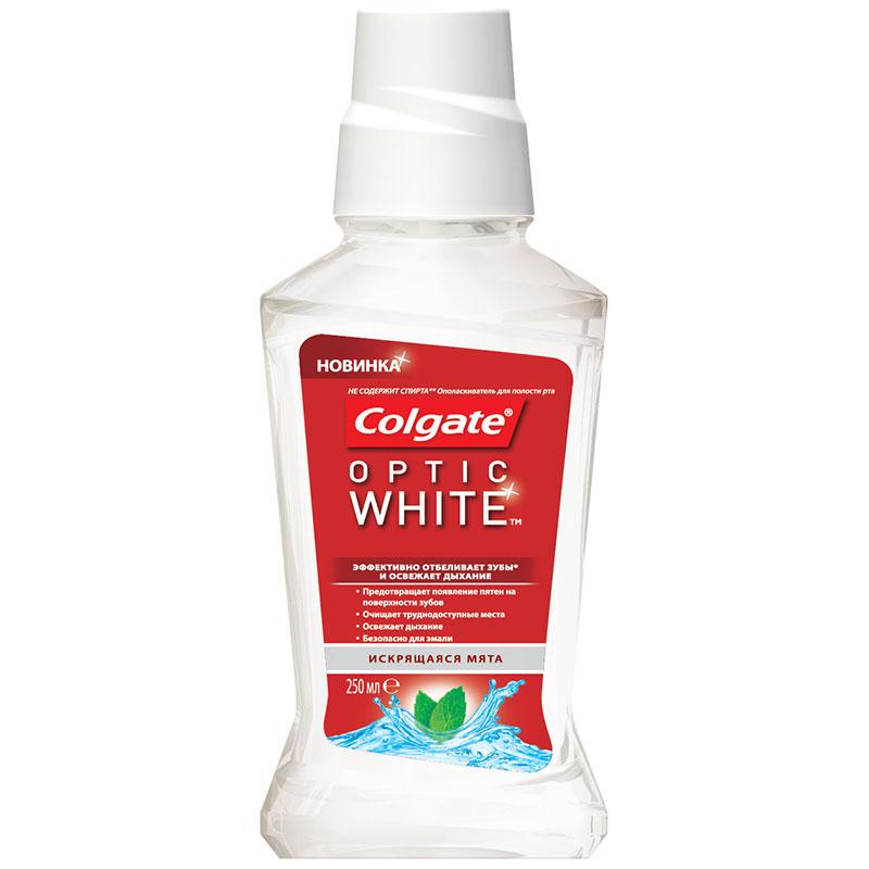 Ողողիչ Colgate Optic White 250մլ