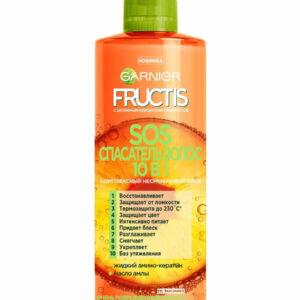 Կրեմ մազի Fructis 10*1 400մլ