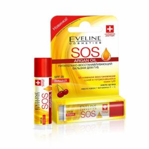 Բալզամ շրթունքի Eveline SOS