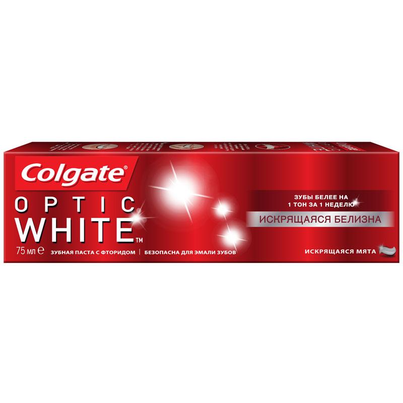 Մածուկ Colgate Optic White 75մլ
