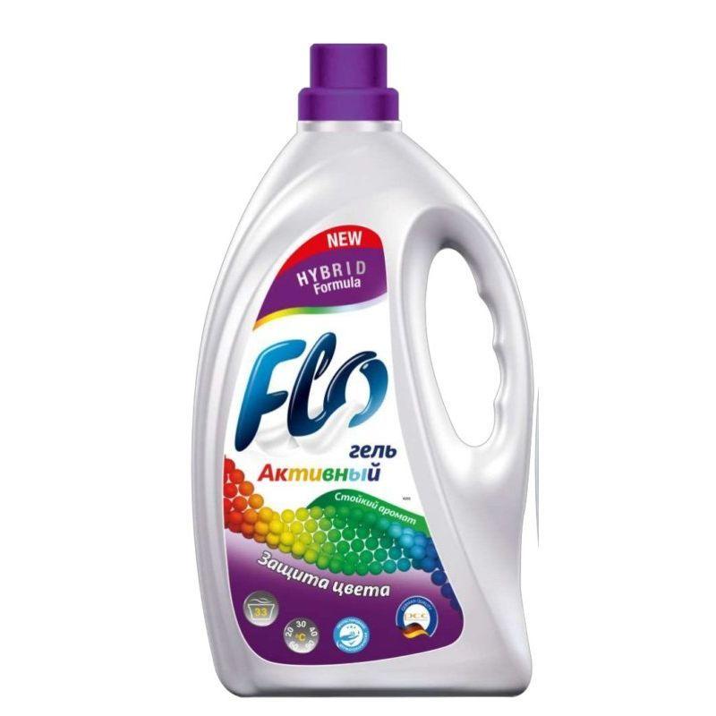 Լվացքի գել Flo 2լ