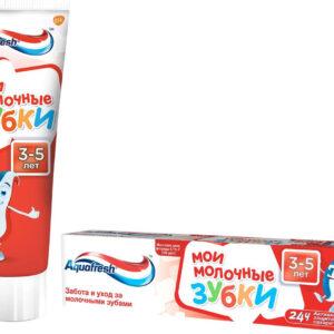 Մածուկ Aquafresh 50մլ 3-5տ