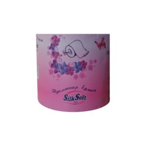 Զուգարանի թուղթ Silk Soft