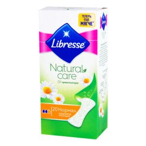 Կանացի միջադիր Libresse Natural 20 հատ