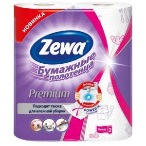Թղթյա սրբիչ Zewa Premium 2 հատ