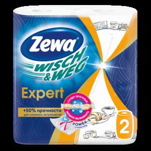 Թղթյա սրբիչ Zewa Expert 2 հատ